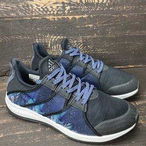 Adidas Gymbreaker Bounce Training Sneakers Size 8